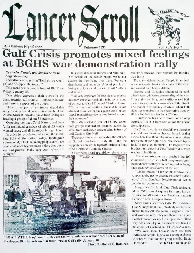 Lacer Scroll First Iraq War.jpg