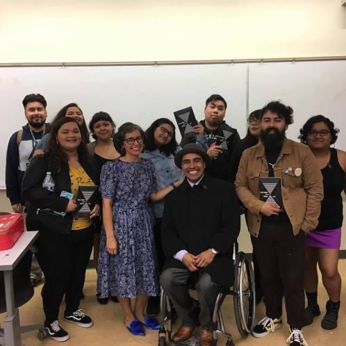 ELAC Obed Silva class fall 2018
